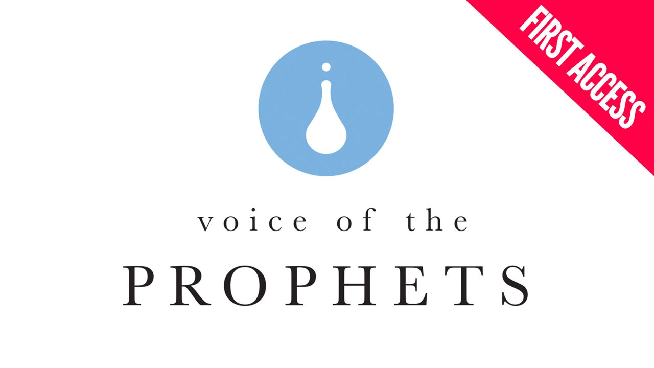 Voice of the Prophets 2017   First Access Package   April 5–8 2017