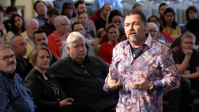 Session 13 - Mark Chironna - Cultivate Revival  Orlando