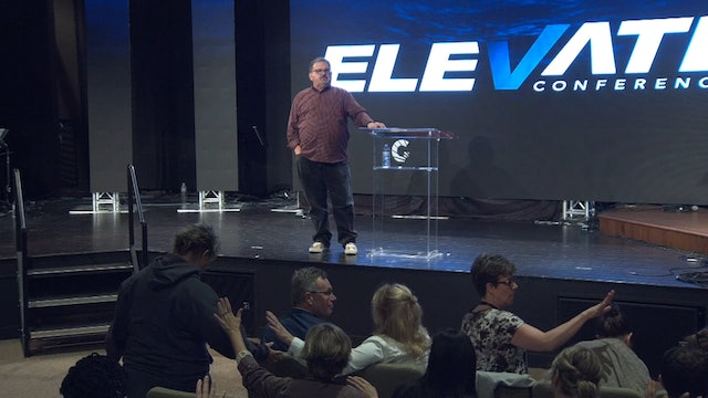Session 4 - Dr. Mike Hutchings - Elevate 2019