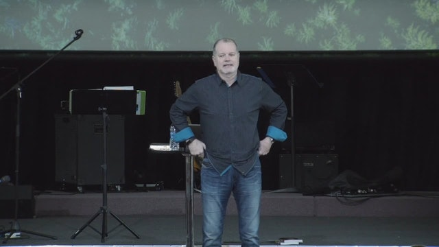 Divine Encounters - Tom Jones - Kingdom Foundations Pomona