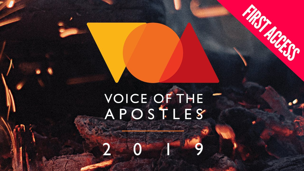 Voice of the Apostles 2019 | First Access Package
