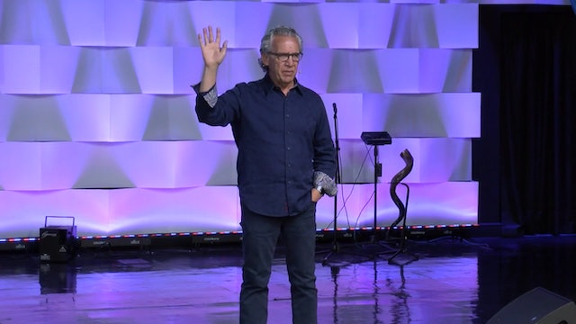 Transformed Cities - Bill Johnson - Cultivate Revival West Palm Beach