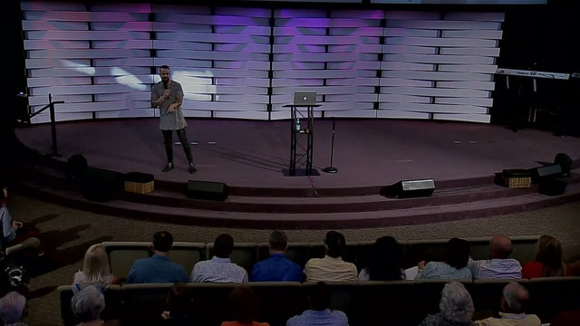 Session 5 - Justin Allen - Cultivate Revival Orlando