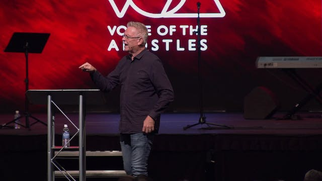 Session 15 - Randy Clark - Voice of t...