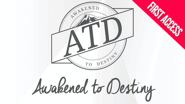 Awakened To Destiny Buffalo, NY | First Access Package | May 15–18, 2019