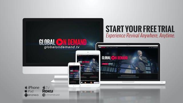 Global On Demand Trailer