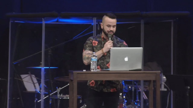 Breakthrough is Inside of You - Justin Allen - Cultivate Revival Albuquerque