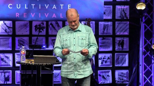 Session 12 - Tom Jones - Cultivate Revival San Antonio