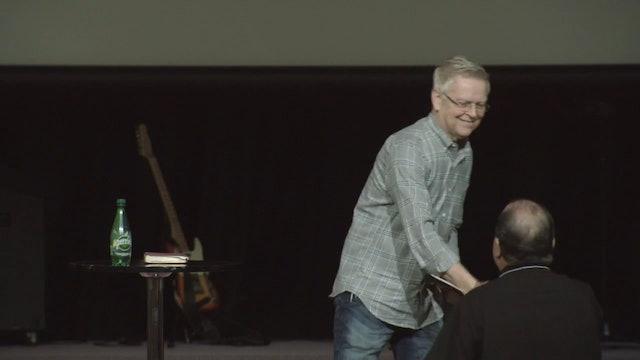 Impartation - Randy Clark - Kingdom Foundations Pomona