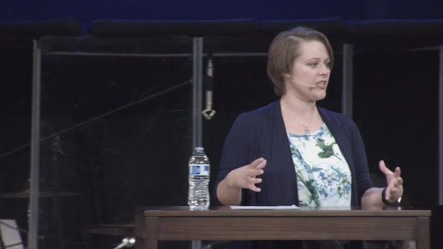 Conflict & Overcoming - Charity Cook - Cultivate Revival Albuquerque