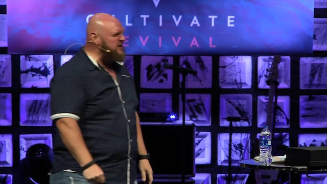 Session 1 - Robby Dawkins - Cultivate Revival San Antonio