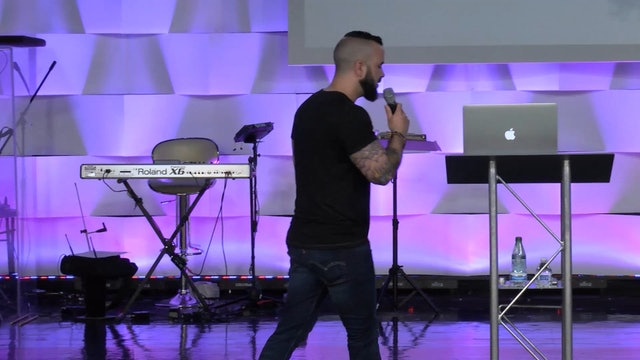 The Prophetic - Justin Allen - Cultivate Revival West Palm Beach