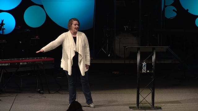 Session 7 - Charity Cook - Kingdom Foundations Detroit