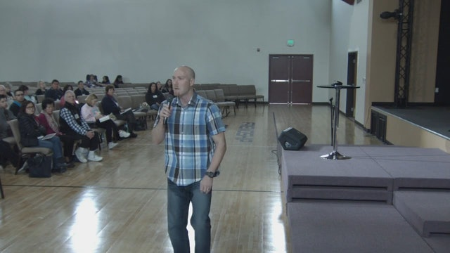 Repositioned by a Promise - William Wood - Kingdom Foundations Pomona