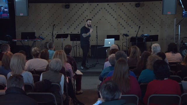 Session 3b - Justin Allen - VOP 2019