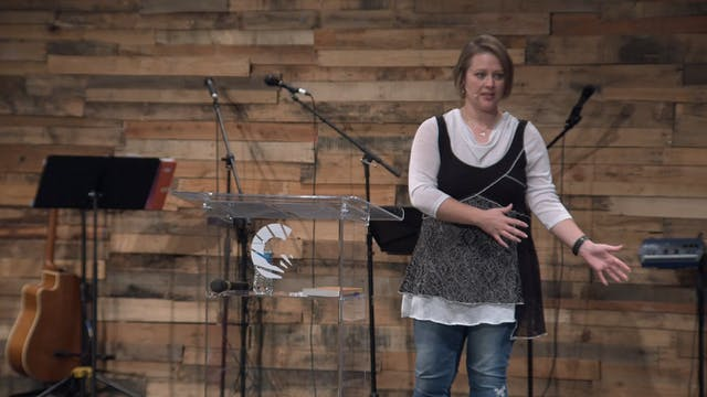 Session 21 - Charity Cook