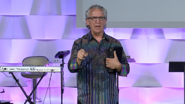 Releasing the Presence - Bill Johnson - Cultivate Revival West Palm Beach