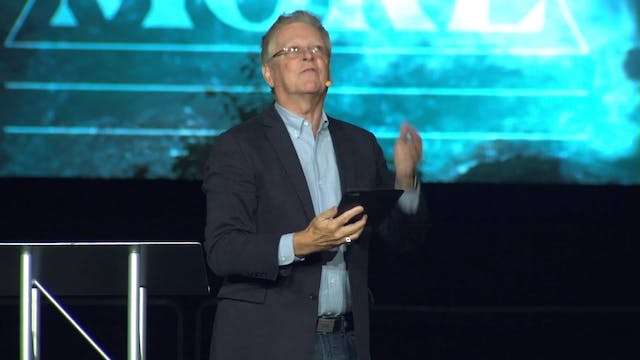 Session 11 - Dr. Randy Clark - There is More 2019