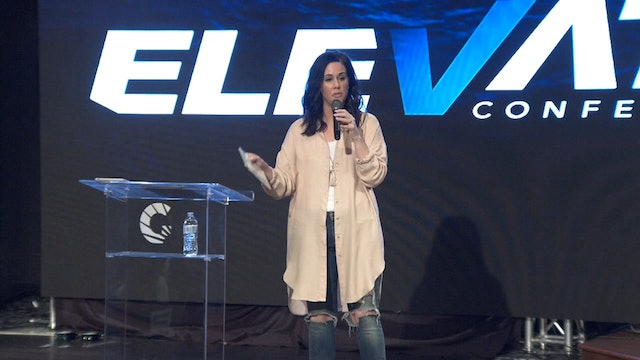 Session 7 - Christa Smith - Elevate 2019