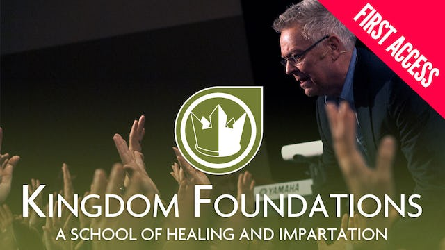 Kingdom Foundations Kensington, CT | First Access Package | November 7 – 10, 2018