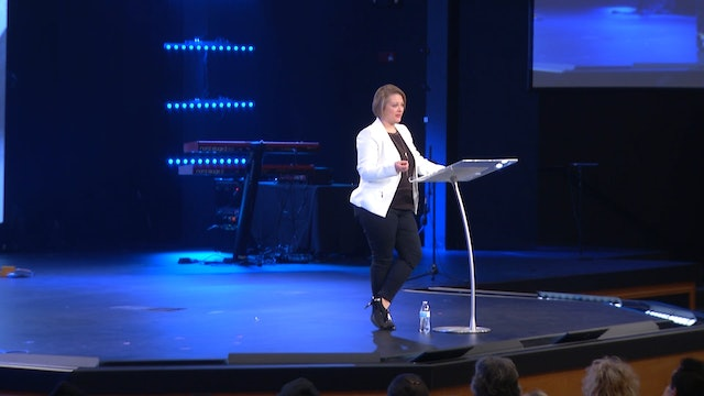 Session 2 - Charity Cook - Awakened to Destiny Dayton
