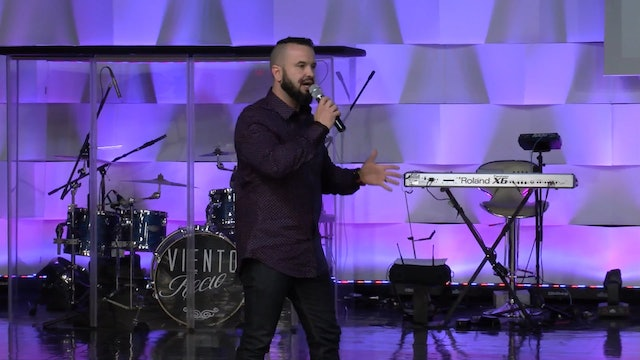 The Resurrected Life - Justin Allen - Cultivate Revival West Palm Beach