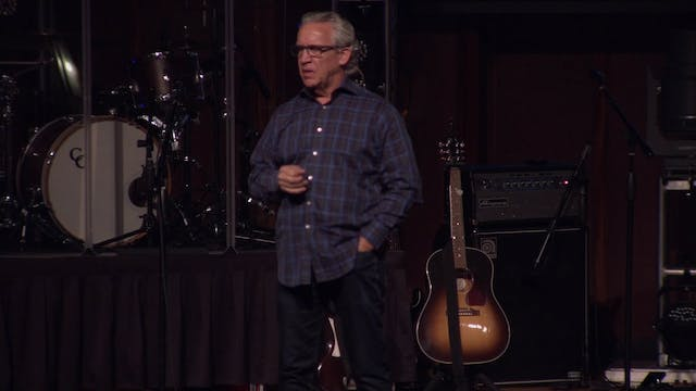 Session 8 - Bill Johnson - Cultivate ...