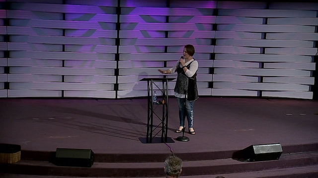 Session 8 - Charity Cook - Cultivate Revival Orlando