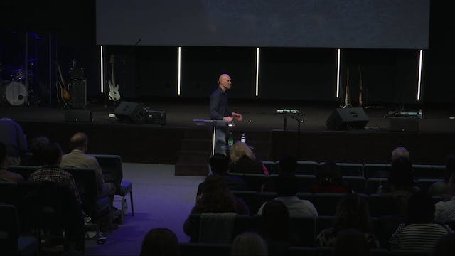 Session 16 - William Wood - Kingdom Foundations - Raleigh, NC