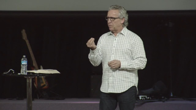 Living from a Renewed Mind - Bill Johnson - Kingdom Foundations Pomona