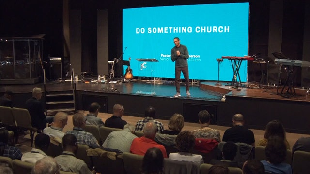 Session 6 - Miles McPherson - Signs and Wonders and Church Growth