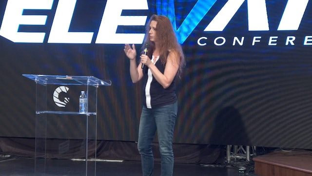 Session 2 - Kathy Dorrell - Elevate 2019