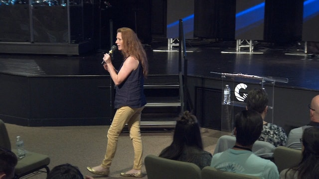 Session 9 - Kathy Dorrell - Elevate 2019