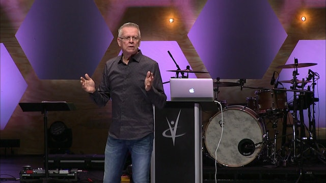 The Prophetic and Your Destiny - Randy Clark - ATD Urbana, IL