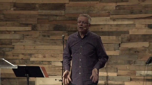 Spirit Baptism and Holiness - Randy Clark - Kingdom Foundations Mechanicsburg