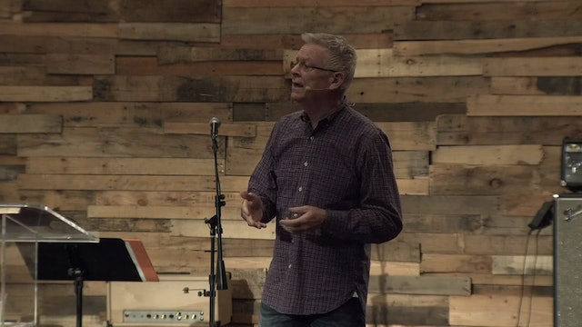 Pressing In - Randy Clark - Kingdom Foundations 2017