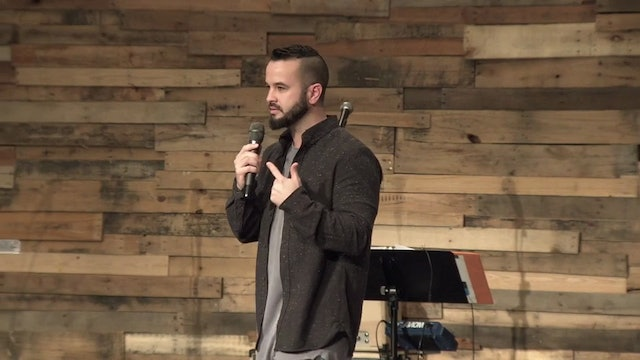 The Prophetic - Justin Allen - Kingdom Foundations Mechanicsburg