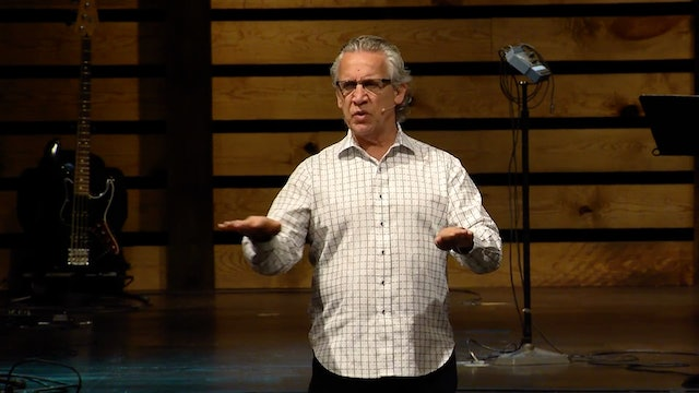 Continuous Spirit of Revival - Bill Johnson - Cultivate Revival Harrisburg