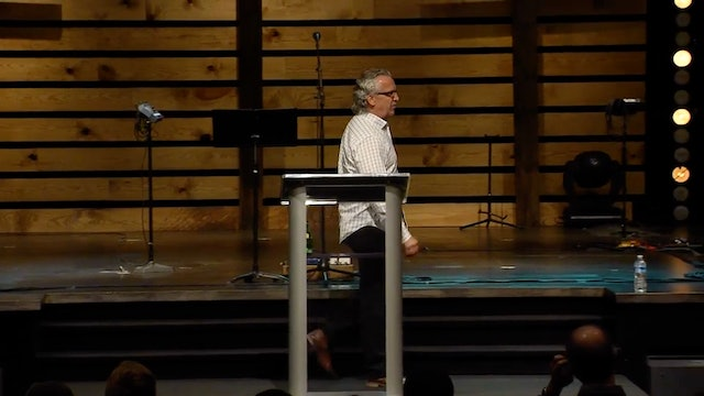 Breakthrough in the Form of a Seed - Bill Johnson - Cultivate Revival Harrisburg