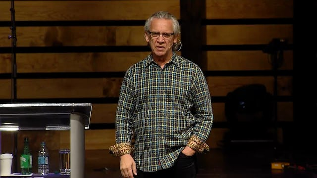 Sustaining Revival That Transforms Culture - Bill Johnson