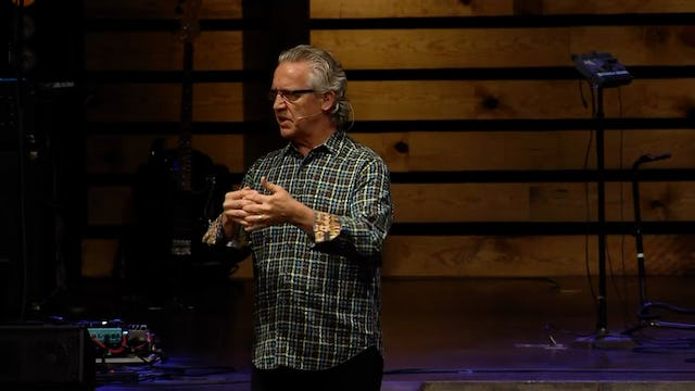 The Gate Between Two Worlds - Bill Johnson
