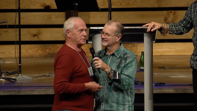 Healing & Testimonies with Bill Johnson - Cultivate Revival Harrisburg