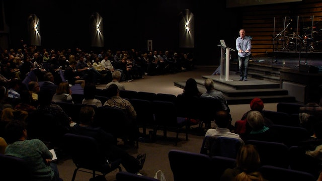 Prophecy & Revival - Randy Clark - Cultivate Revival Harrisburg