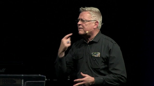 Pressing In - Randy Clark - Empowered Atlanta