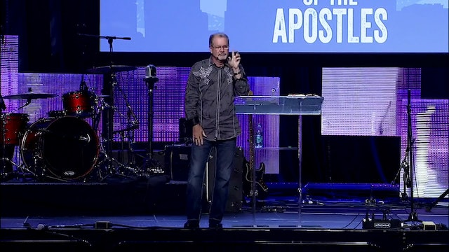 Your Prophetic Destiny - Tom Jones -  VOA 2015