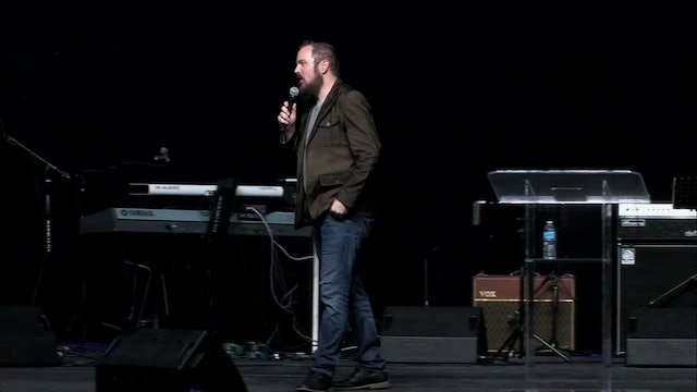 Spirit of Adoption & Prophetic People - Shawn Bolz - VOP 2016