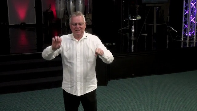 Principles to See MORE - Randy Clark - Kingdom Foundations West Palm Beach