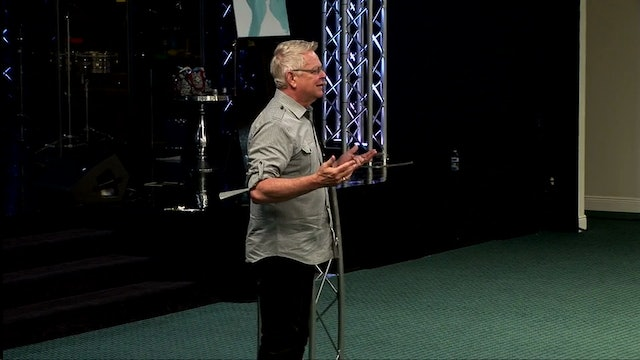 Obedience and the Miraculous- Randy Clark - Kingdom Foundations West Palm Beach