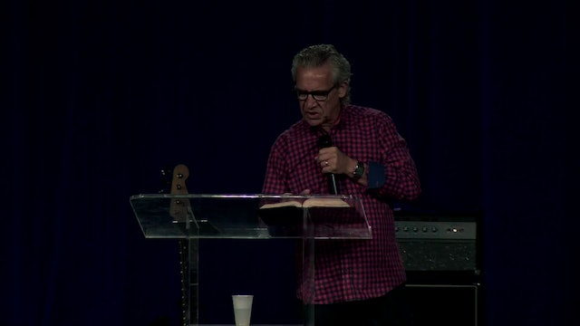 Contending for the More - Bill Johnson - Cultivate Revival Orlando