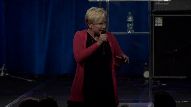 Hungry for the Harvest - Heidi Baker - Cultivate Revival Orlando